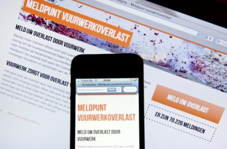 Actie GroenLinks tegen vuurwerkoverlast