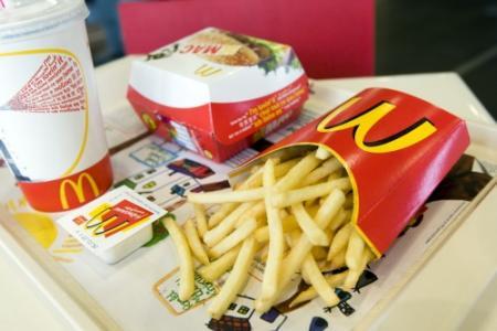 McDonald's haalt adviessite uit de lucht