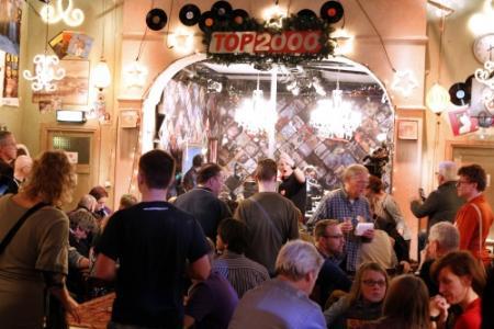 Record voor Top 2000 Café