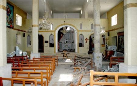 'Meeste christenen gedood om geloof in Syrië'