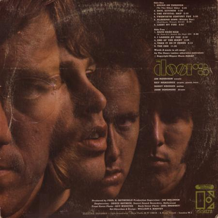 The Doors back