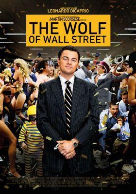 Filmposter The Wolf of Wall Street (Foto: Novum)