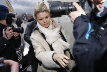 Vrouw Schumacher: laat ons met rust