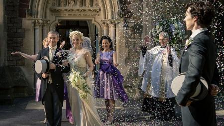 Sherlock: bruiloft van John Watson