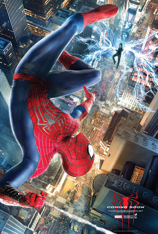 Смотреть человек паук высокое напряжение онлайн бесплатно в хорошем качестве 3 фотография