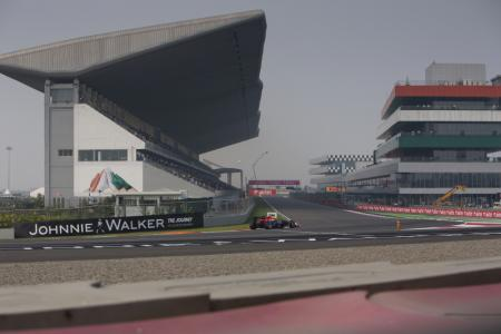Buddh International Circuit, India