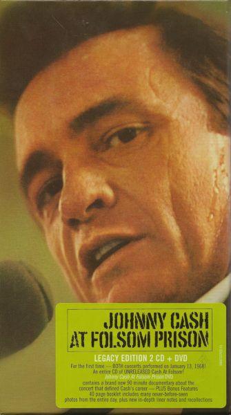 Johnny Cash at Folsom Prison 2008