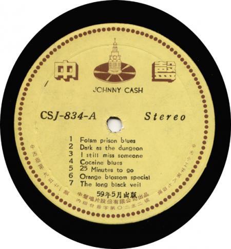 Johnny Cash at Folsom Prison a