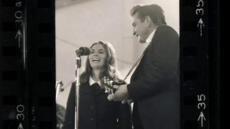 June en Johnny Cash
