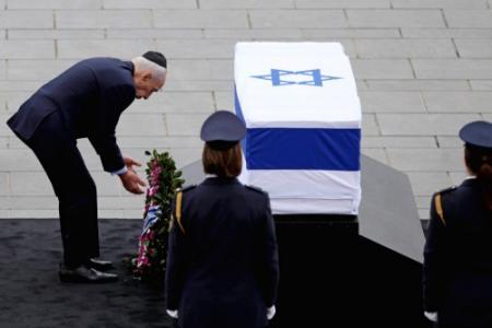 Israël maakt zich op voor uitvaart Sharon