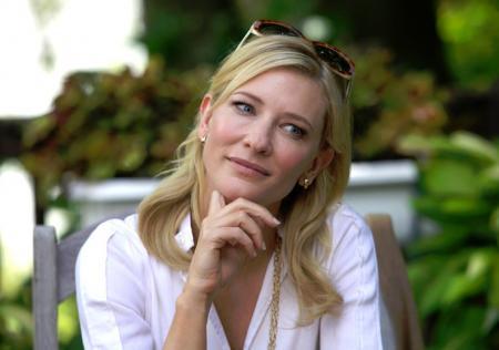 Cate Blanchett – Blue Jasmine