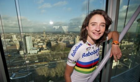 Marianne Vos zet in op drie wereldtitels