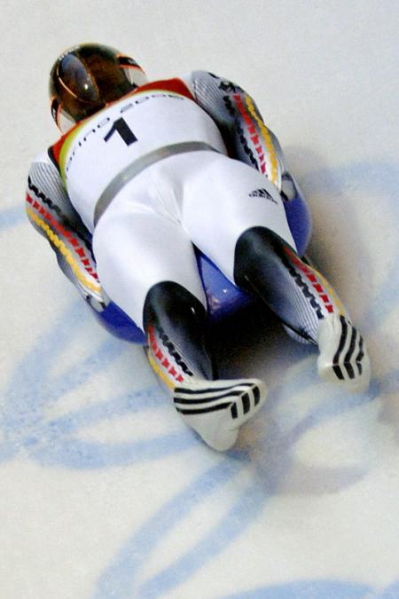 Georg Hackl, de meest succesvolle olympische rodelaar aller tijden (Foto: Pro Shots)