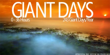 Giant Days, waarom niet?