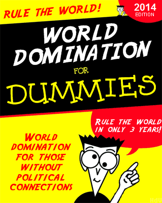 Domination for dummies world