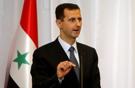 Assad: vertrek is geen discussiepunt