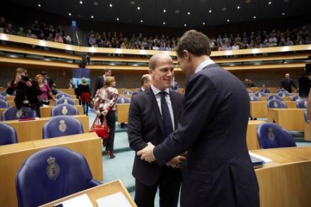 PVV even groot als PvdA en VVD samen
