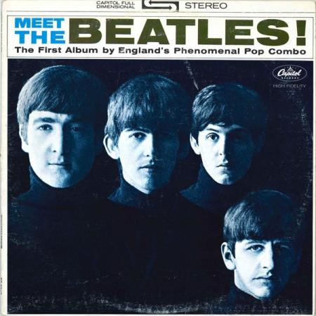 The Beatles - Meet the Beatles