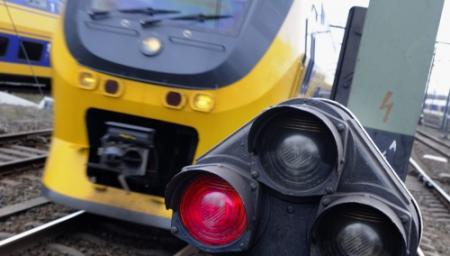 IJzeren buis ontregelt treinverkeer