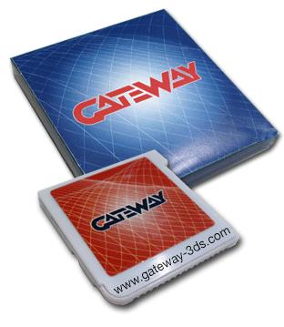 Gateway flashcard 3ds