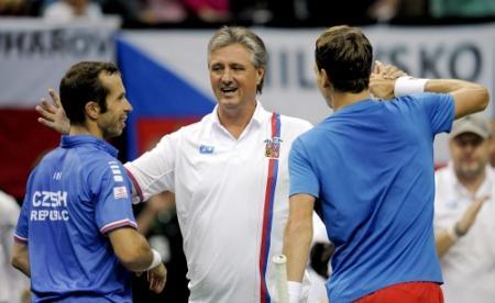 Tsjechië op volle sterkte in Daviscup