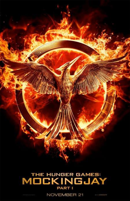 Eerste poster nieuwe Hunger Games-film (Foto: FirstShowing)