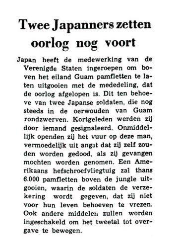 Uit de Leeuwarder Courant van 18 september 1964