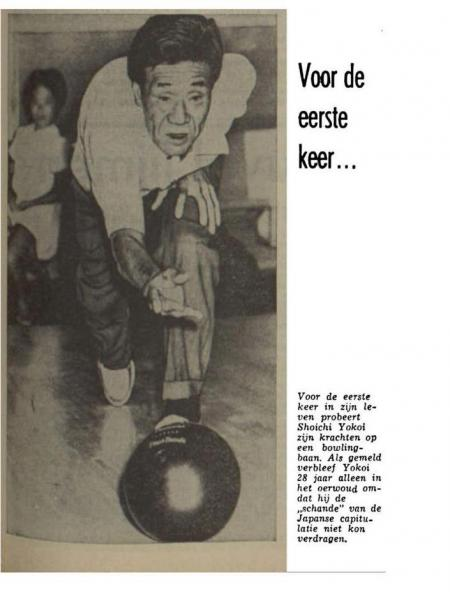 Uit het Nieuwsblad van het Noorden van 8 augustus 1972