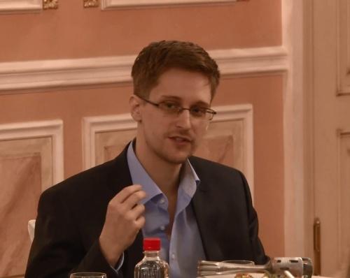 Snowden is bang voor aanslag VS op zijn leven