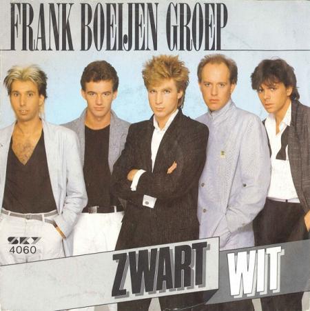 Frank Boeijen Groep - Zwart Wit