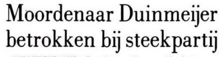 Uit de Leeuwarder Courant van 11 september 1989