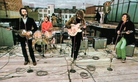 Beatles - Rooftop 1