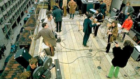 The Beatles - Rooftop 2