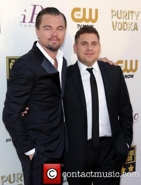 Leonardo DiCaprio & Jonah Hill