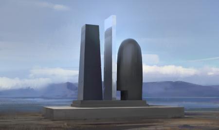 Het EVE Online monument