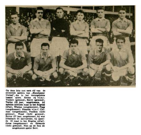 Uit de Leeuwarder Courant van 7 februari 1958