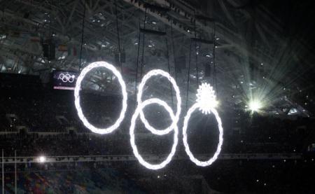 Russische tv censureerde opening Winterspelen