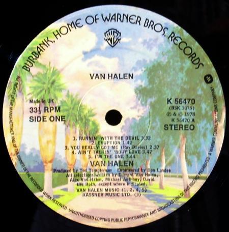 Van Halen A