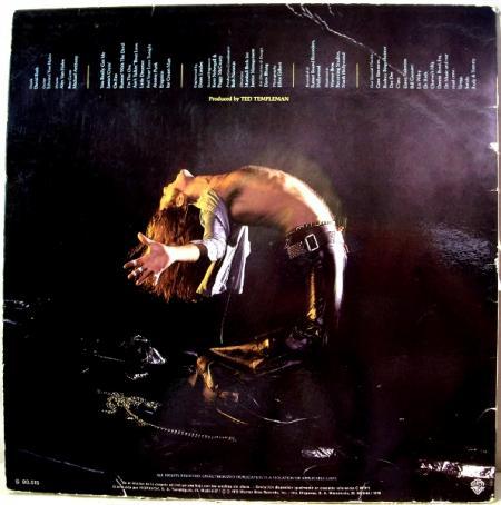 Van Halen back