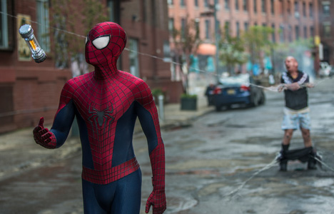 Prijsvraag: The Amazing Spider-Man 2