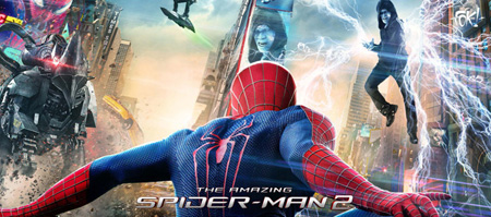 Prijsvraag The Amazing Spider-Man 2