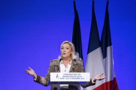Franse peiling: FN populairder dan ooit