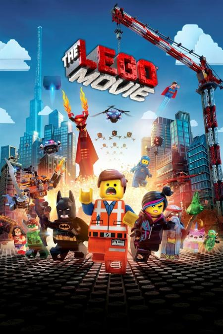 Filmposter The LEGO Movie