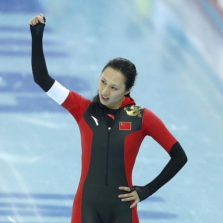 1000 meter dames, Adler Arena , 13-02-2014, Olympische Winterspelen 2014 , Hong...