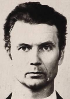 Andrei Chikatilo in zijn jonge jaren