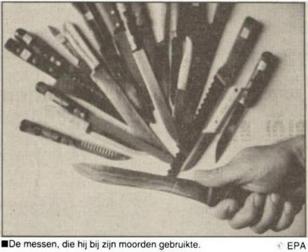Het gereedschap van Chikatilo (Nieuwsblad van het Noorden van 16 oktober 1992)