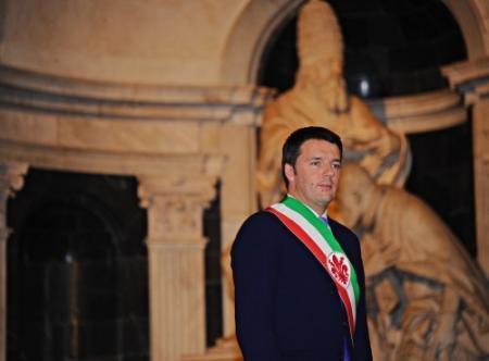 Renzi voorgesteld als nieuwe premier Italië