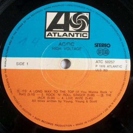 High Voltage 1976 a