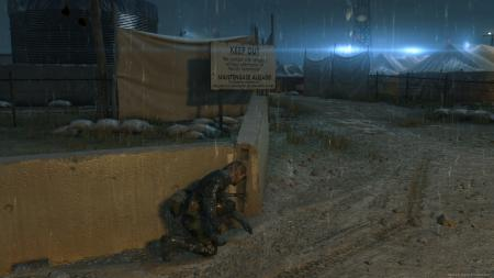 Metal Gear Solid V: Ground Zeroes (Foto: Konami)