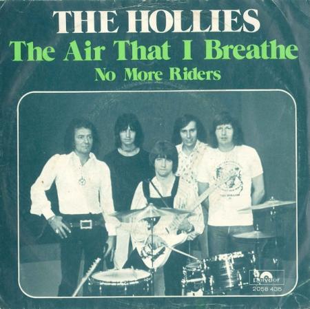 De Nederlandse single van The Hollies
